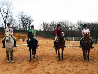 Hoofer Riding Club Uw Equestrian Team Update Terrace Views