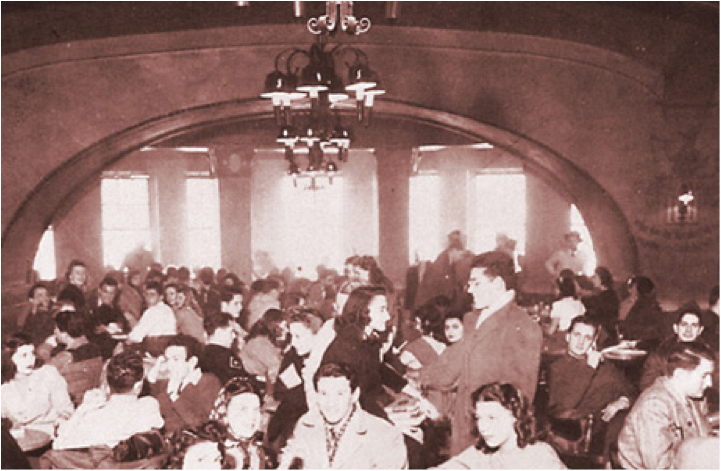 Throwback Thursday: Women gain access to Rathskeller