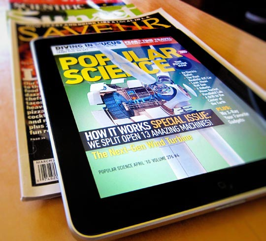 From print to pixels: How magazines are evolving in the digital age
