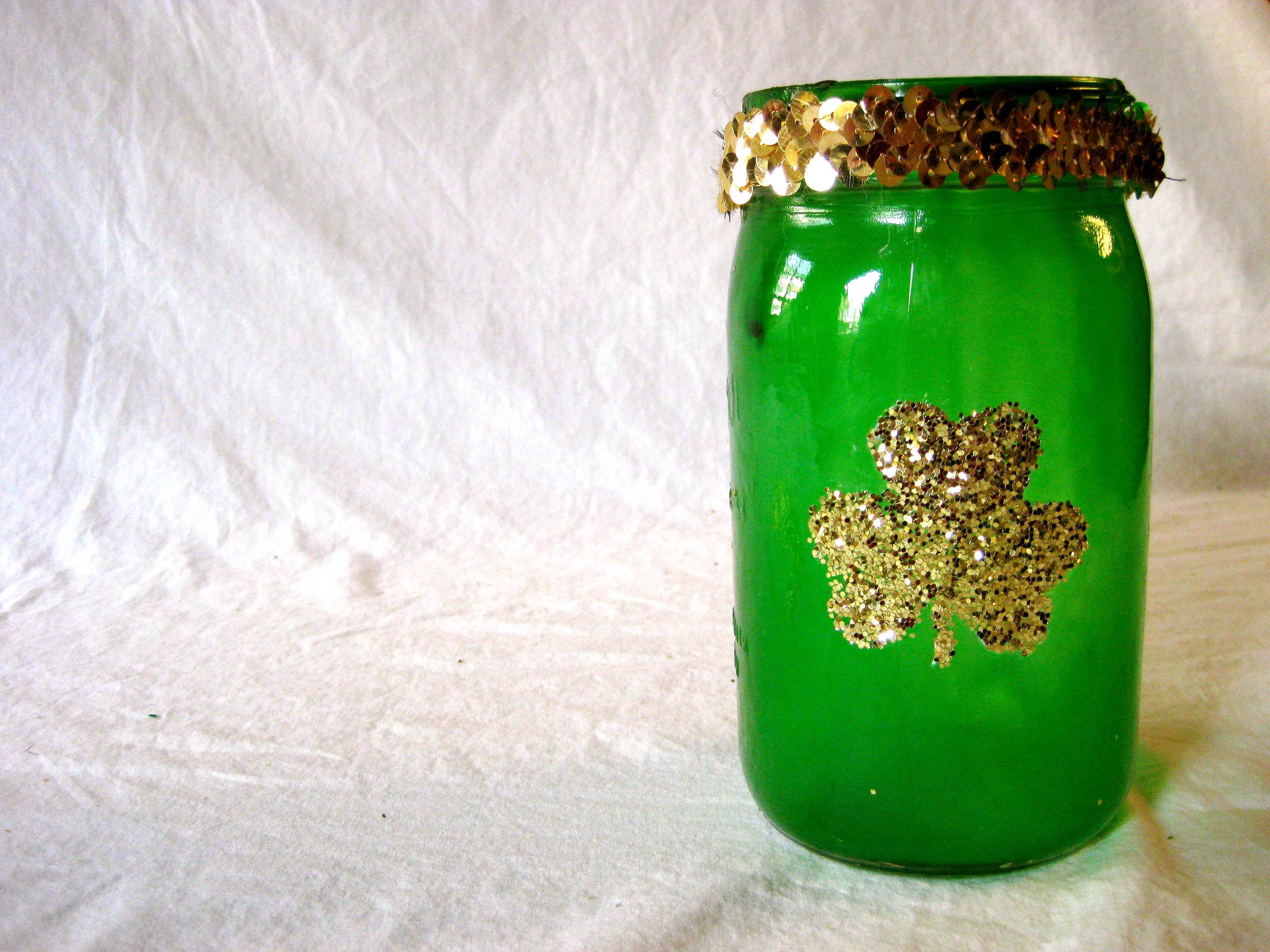 DIY St. Patrick's Day Craft