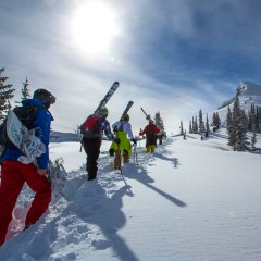 Hoofers Celebrate 50th Trip to Jackson Hole