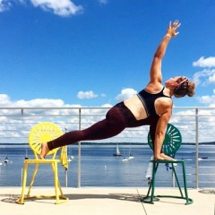 Terrace Yoga Introduces a New Way to Connect with the Wisconsin Union