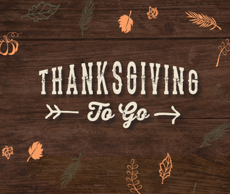 Thanksgiving to go meals bring great food ease to for Order food to go
