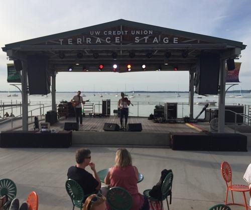 Ida Jo performs at Terrace After Dark