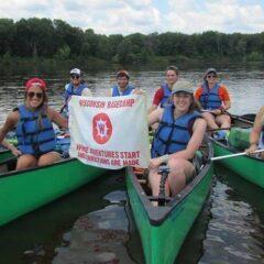 Outdoor UW Basecamp Program Encourages Student Leadership