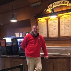 Behind the Scenes at the Union: Rob Gretzlock