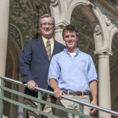 A Unified Role: Director and President