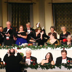 Fun, Food and Philharmonic Music: The Tudor Holiday Dinner Concerts