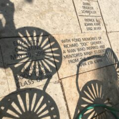 Leave a Legacy: Donate a Personalized Paver at the Terrace