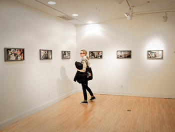 Behind the Art of the 91st Annual Student Art Show