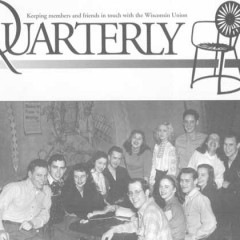 "Throwback Thursday: Celebrating Der Rathskeller's 70th in ""The Quarterly"""