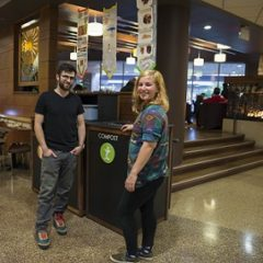 Art and Science Come Together in Sustainability Initiative at Union South