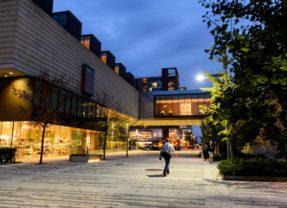 A Look at the Union's New Chazen Café