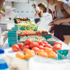 Campus Farmers Market Returns with New, Delicious Options and Community Favorites