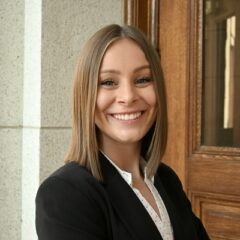 Student Team Member Learns about Marketing Experiences for a Lifetime