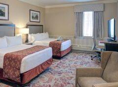 Memorial Union Guestrooms Reopen as Wisconsin Union Club Suites