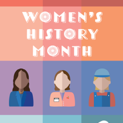 Free Wallpapers in Honor of Women's History Month, March 2021